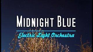 Midnight Blue - Electric Light Orchestra  (KARAOKE VERSION)
