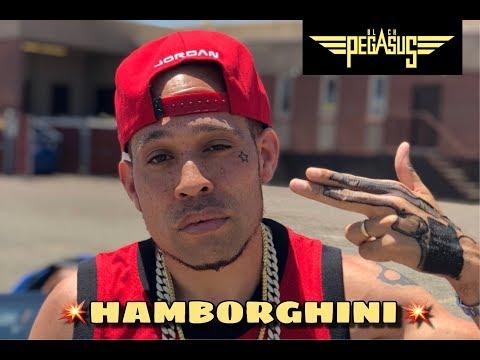 Black Pegasus - Hamborghini - Official music video