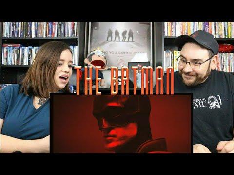 The Batman BATSUIT REVEAL - Reaction / Discussion