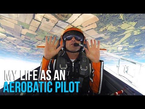 My Life As An Aerobatic Pilot