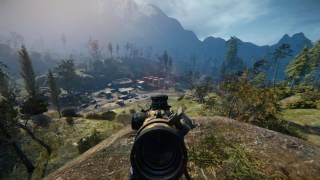Sniper Ghost Warrior 3 - Caliber .50 Test