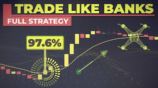 How To Trade Like Banks Using Accumulation \u0026 Distribution | WYCKOFF Trading Course For Beginners