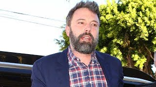 Ben Affleck Collects His Cool With Meditation Rehab Before Thanksgiving With Jen And The Kids