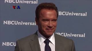 VOA Trending Topic: Arnold