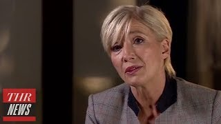 "Emma Thompson: Harvey Weinstein Is Not a Sex Addict, ""He"
