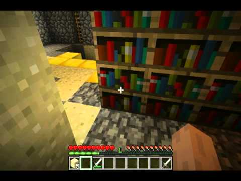 Minecraft: How to Make a High Power Enchantment Table