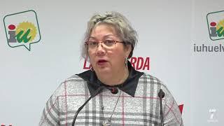 IU reducción presupuesto violencia de género