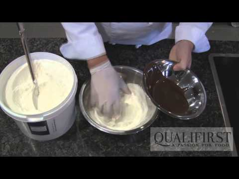 Making Chocolate Snow with Chef John Placko