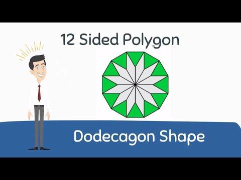 Dodecagon Shape