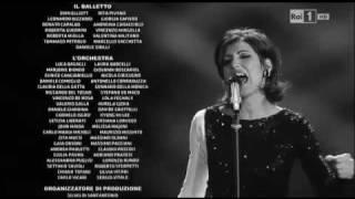 2011 - Giorgia - Se Telefonando - Il Più Grande Spettacolo dopo il weekend - HD  Finale