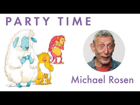 Party Time - A Great Big Cuddle - Kids' Poems and Stories With Michael Rosen