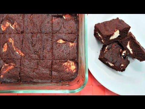 Chocolate Cheesecake Keto Brownies | Low Carb Brownies Recipes