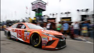Nos. 19, 41 penalized for lug nut infractions