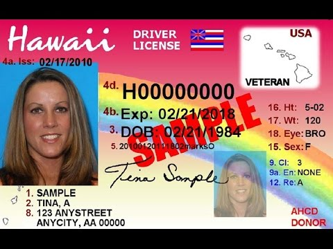 Veterans designation available for driver's license, state ID