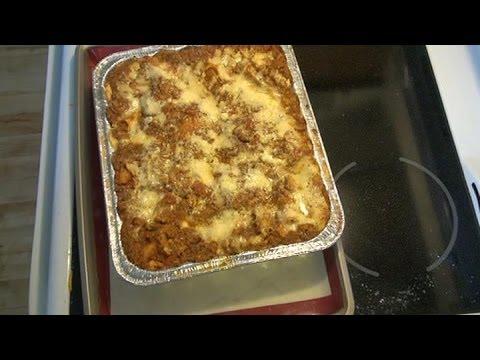Meat Lasagna (Groundbeef)