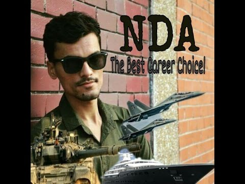 NDA as a CAREER option! Careers after 12th series Ep 1.