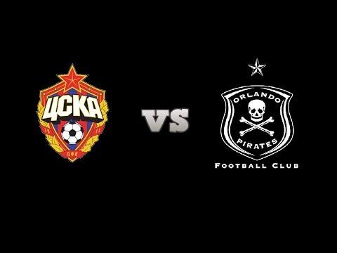 Fifa 13 - Orlando Pirates vs CSKA Moskva - Commentary in Swedish