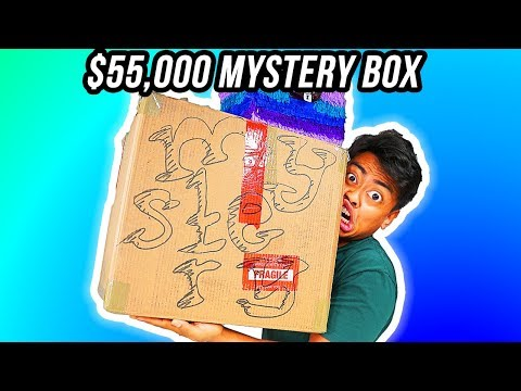 Scary) The WORLDS Biggest Dark Web Mystery Box Opening
