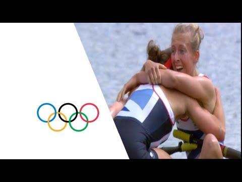 Copeland & Hosking (GBR) Win Lightweight Double Sculls Gold - London 2012 Olympics