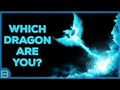What Type of Dragon Are You?