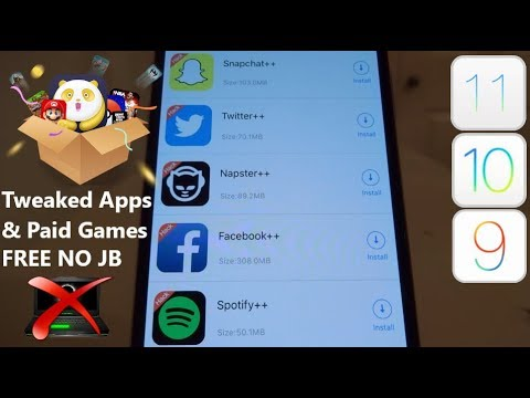 NEW Panda Helper GET PAID & Hacked Apps FREE iOS 11 - 11.3 / 10 / 9 NO Jailbreak iPhone iPad iPod
