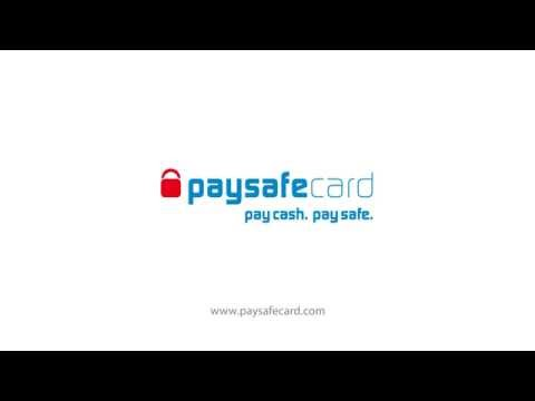 Welcome! Enjoy your online entertainment with paysafecard!