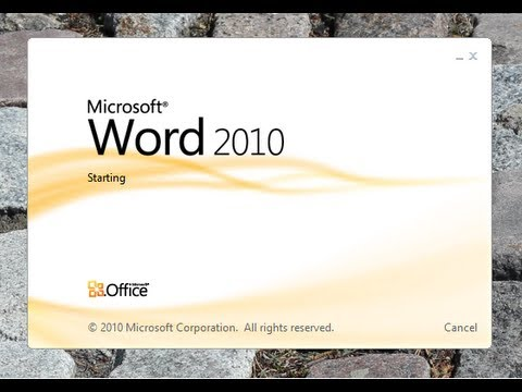Word 2010 | Convert Text to Speech | Microsoft Office 2010 | How to | Read Word Documents |