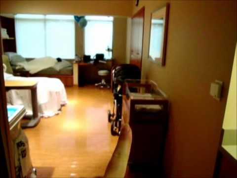 Labor & Delivery Hospital Room Tour