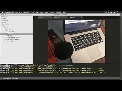 web1: insert an image