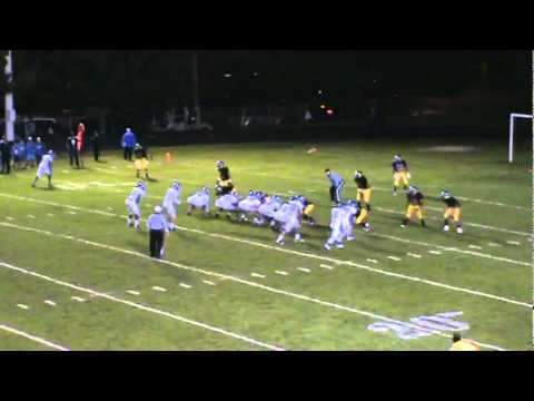 Jack Fitzpatrick Football Highlights for the Grant Generals, in Portland, Oregon. (2011 Season)