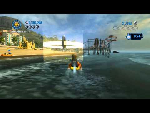LEGO City: Undercover - Jet Ski Time Trial