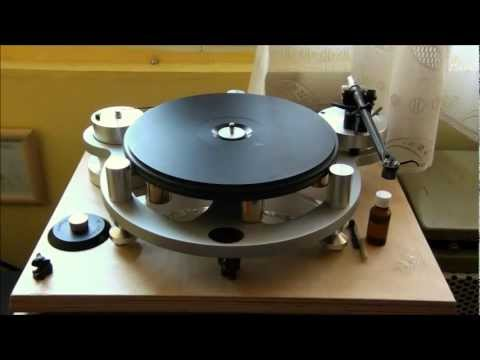 DIY Record Cleaning, Michell GyroDec