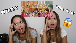 Non Kpop React To BTS-Boy With Luv
