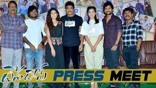 Devadas Movie Team Press Meet   Nagarjuna   Nani   Rashmika Mandanna