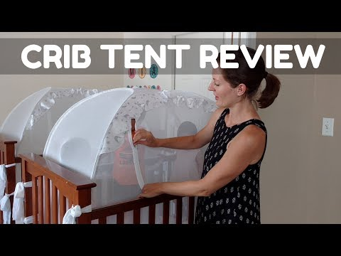 Crib Tent Review | Keep Your Toddler From Escaping the Crib!