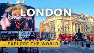 🇬🇧 LONDON Bus Ride - Route 9, Hammersmith to Aldwych - England, UK - 4K Ultra HD 60fps