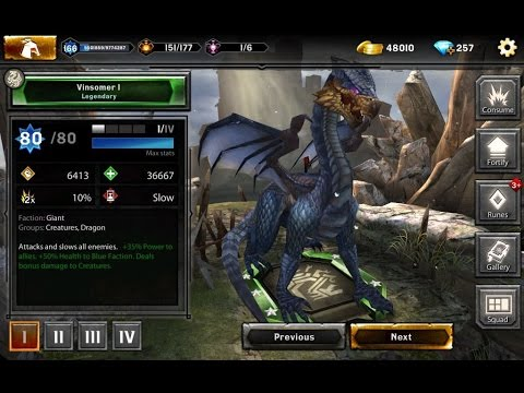Heroes of Dragon Age   Grand Champion Pack #2 Vinsomer