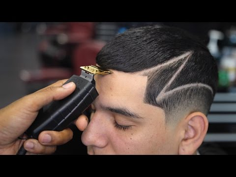 HAIRCUT TUTORIAL: CRISTIANO RONALDO LOW FADE