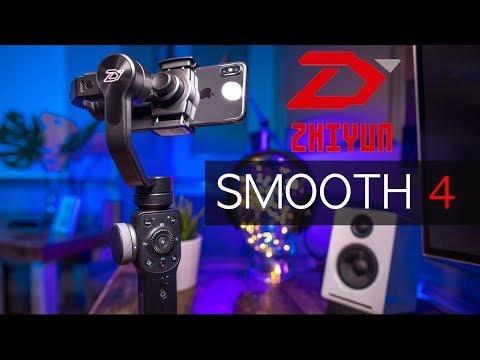 Zhiyun Smooth 4 Review - Why This Gimbal Is In A CLASS OF ITS OWN!!