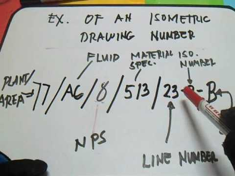 Line Number Meaning Pipifitter - PipingWeldingNonDestructiveExamination