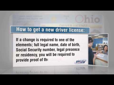 Lost Driver License