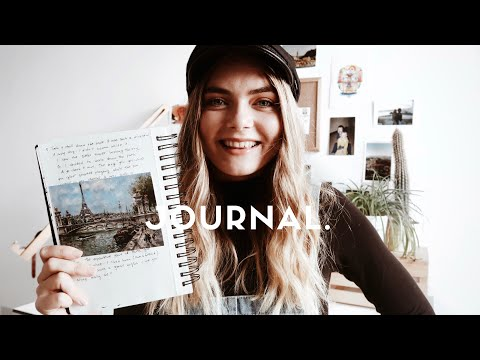 JOURNAL IDEAS: 35 Things to Write About - For a Better You / Nika