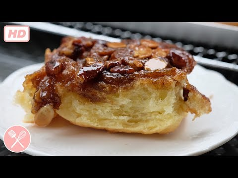 How to make Ultimate Sticky Buns (video)