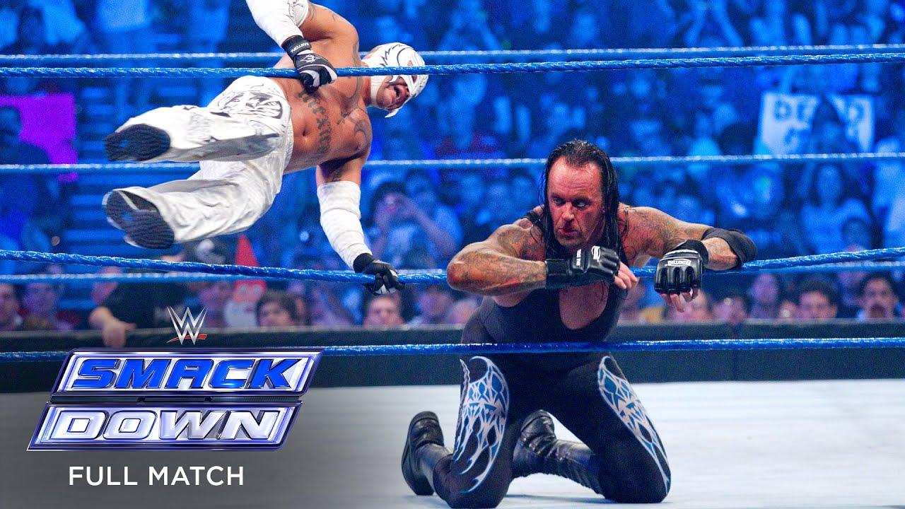FULL MATCH - Undertaker vs. Rey Mysterio: SmackDown, May 28, 2010