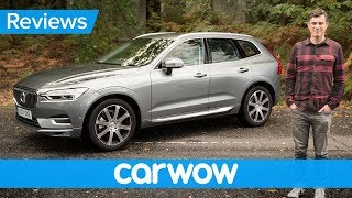 Volvo XC60 SUV 2018 in-depth review | Mat Watson Reviews