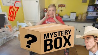 DANNY DUNCAN MYSTERY BOX UNBOXING