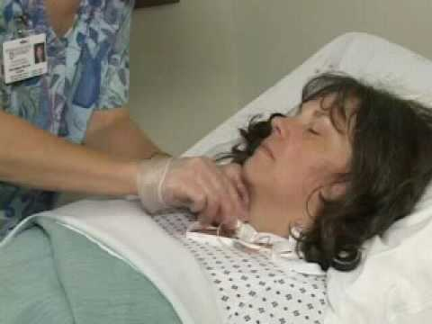Care of patients with tracheostomy