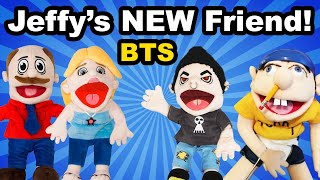 SML Jeffy's NEW FRIEND! BTS!