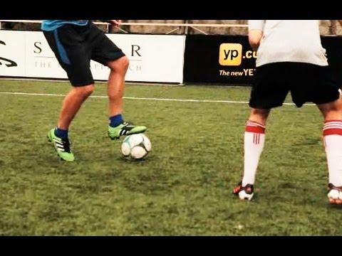 How to Do a Wraparound | Soccer Lessons