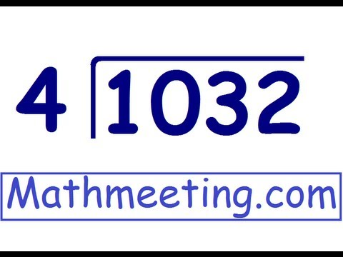 Dividing numbers